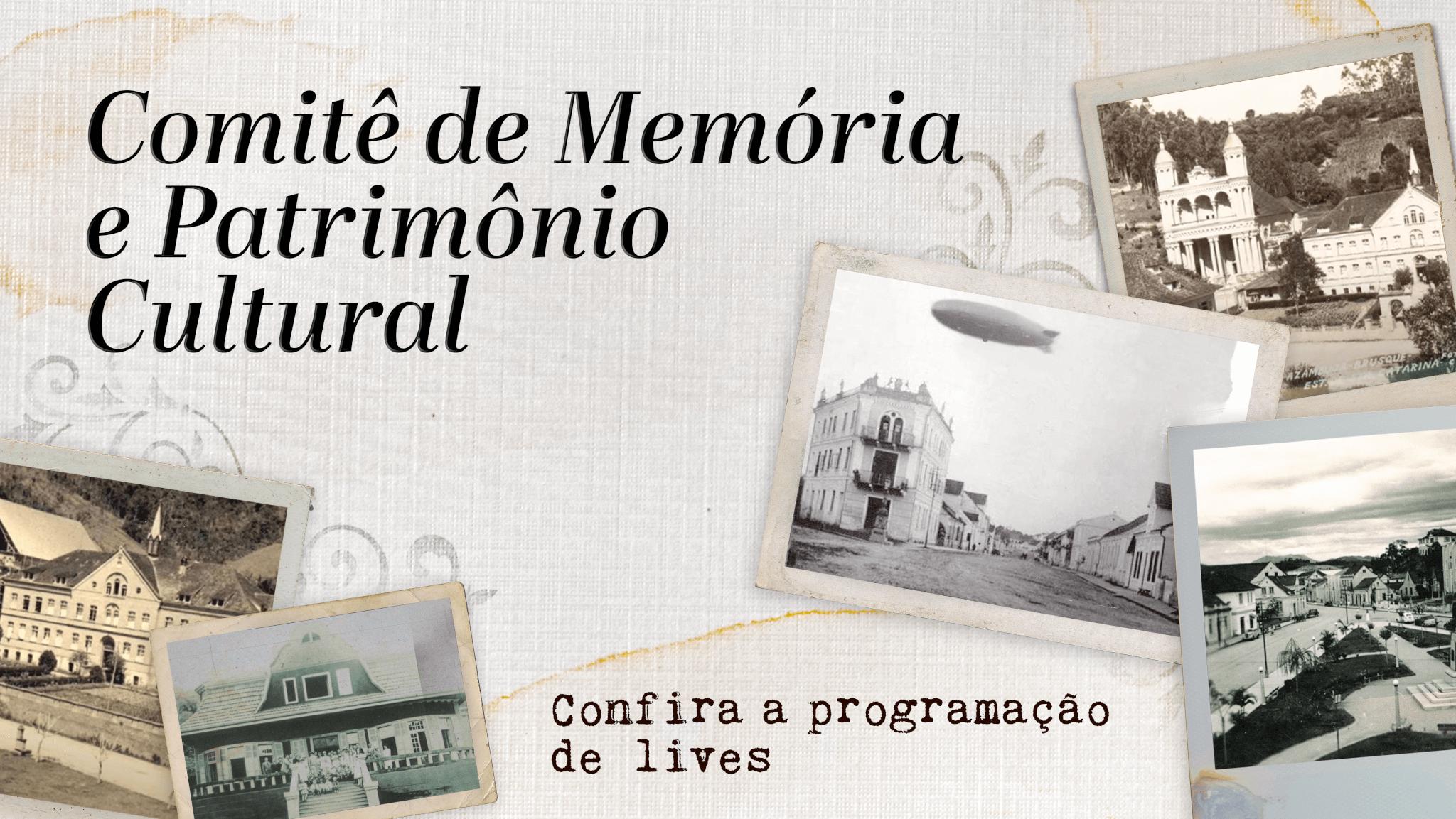 MOBILE Banner site - Comitê de Memória e Patrimônio Cultural 2