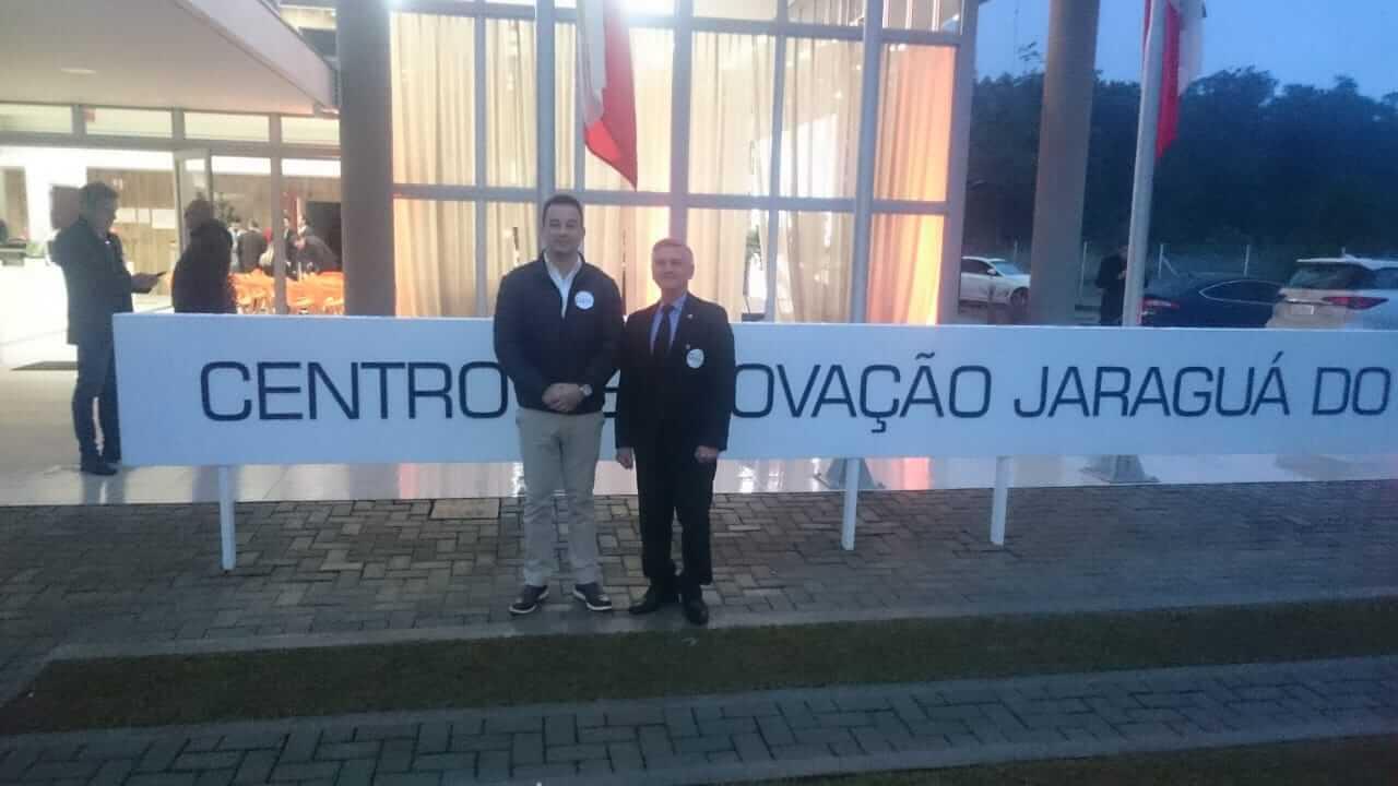 Inaugurado segundo Centro de Inovação de Santa Catarina
