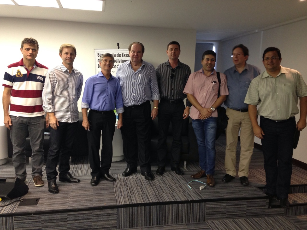 UNIFEBE participa de encontro de comitês para implantação de centros de inovação