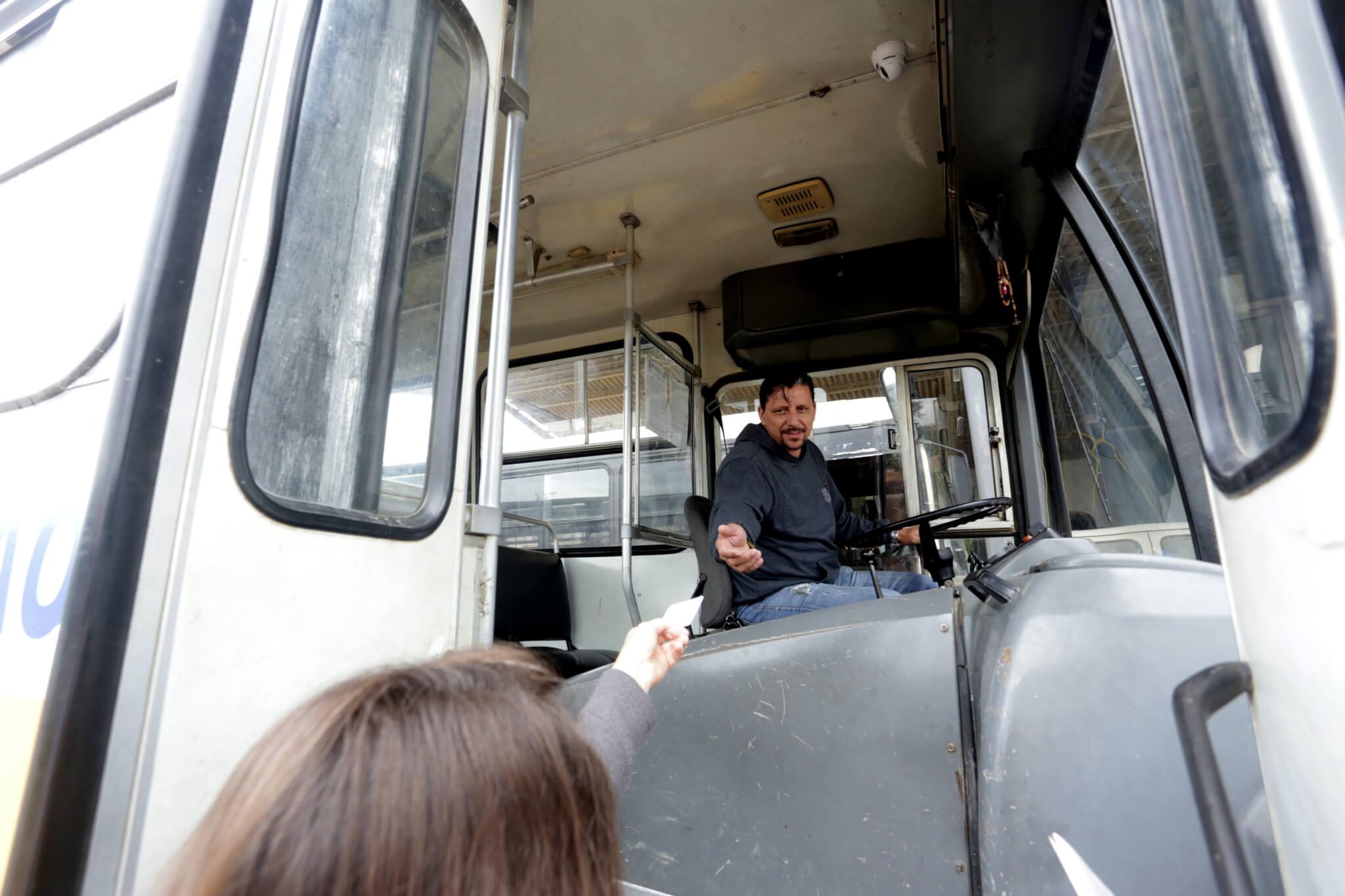 Inscrições abertas para o transporte universitário gratuito de Guabiruba