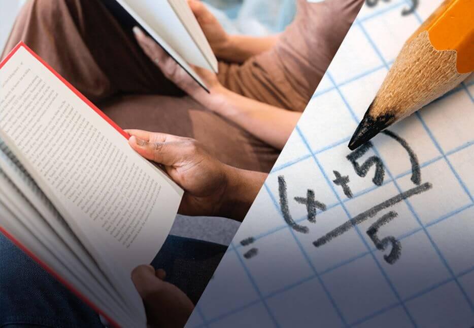 Inscrições abertas para os cursos de nivelamento em Língua Portuguesa e Matemática