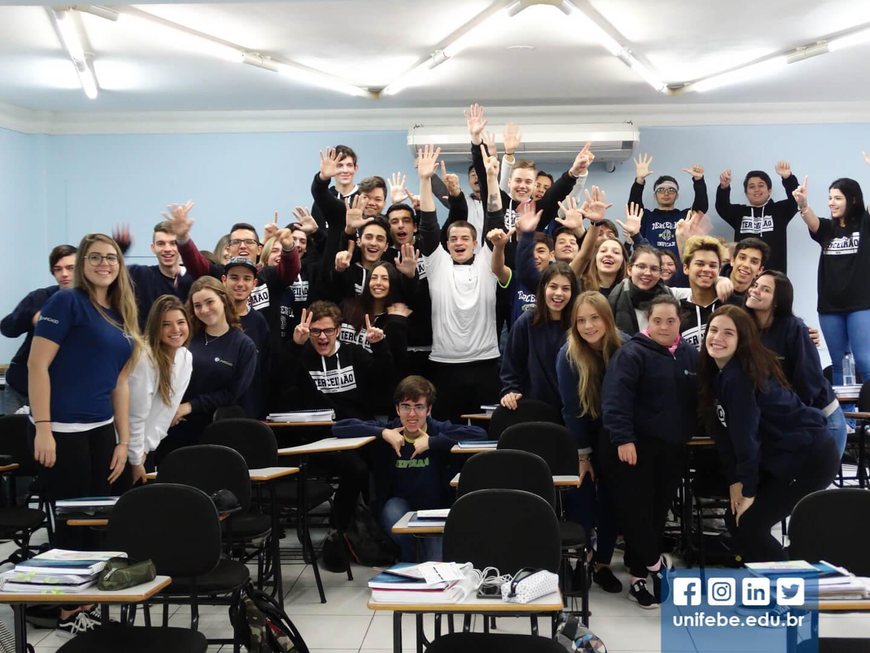 Integração com alunos do UNIFICADO