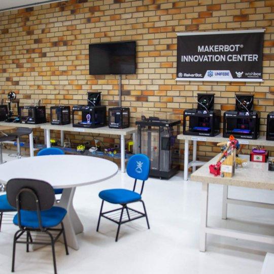 Lab impressoras 3d - INFRA