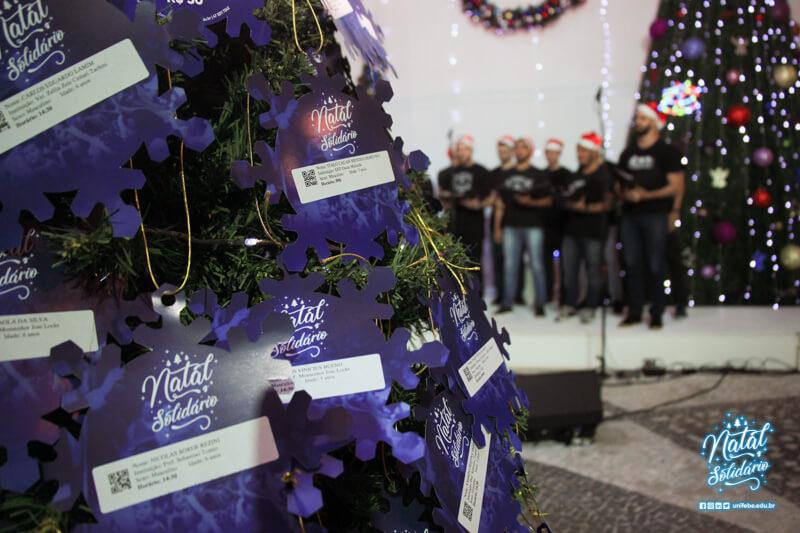 17º Natal Solidário UNIFEBE presenteará mais de 800 crianças