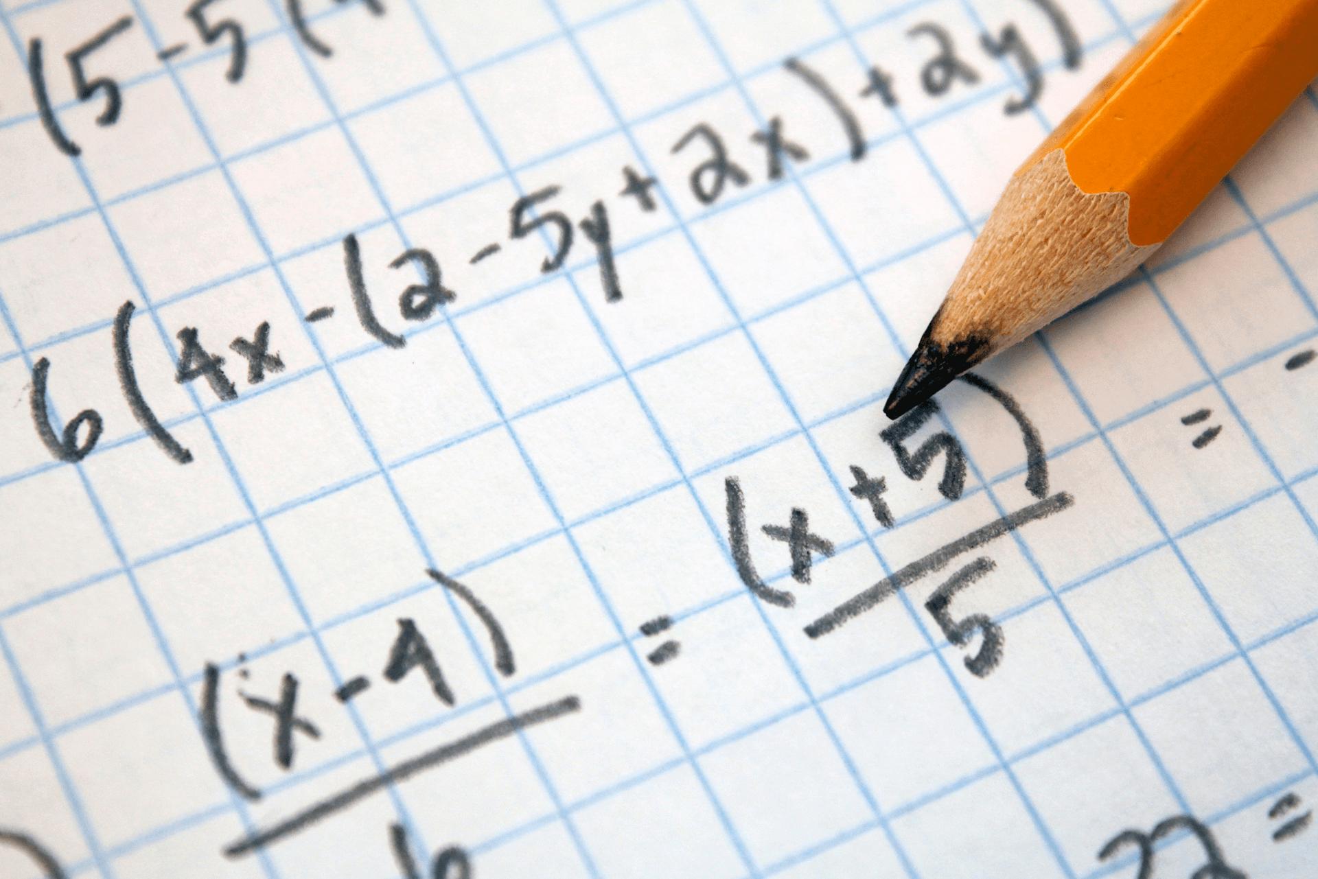 Matemática: Nivelamento (EaD)