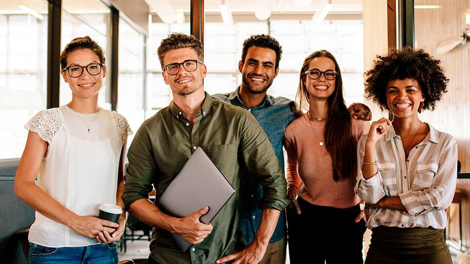 Landing Page Mobile MBA em Gestão Comercial e Vendas - UP