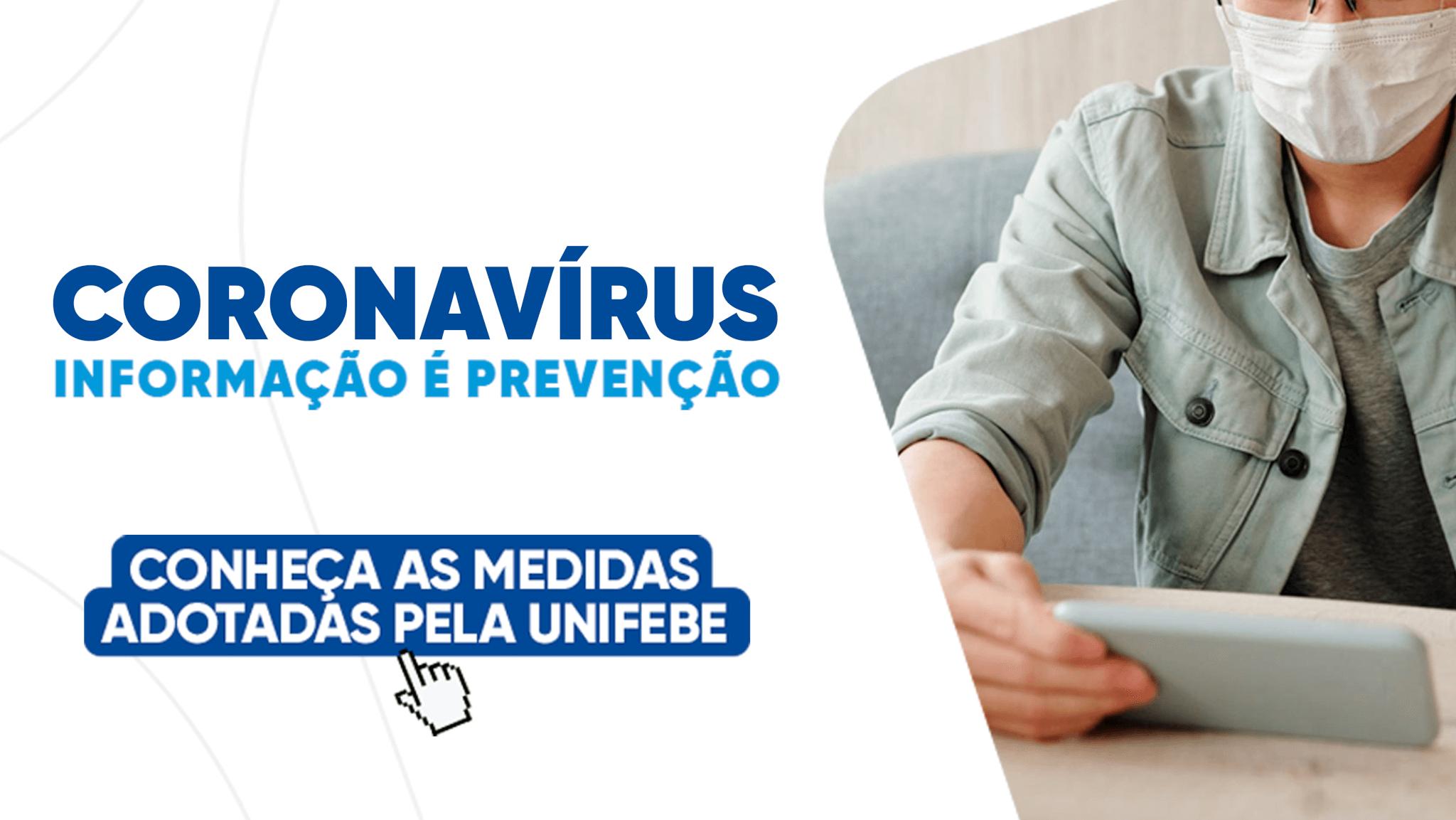 MOBILE Coronavírus Informação é Prevenção