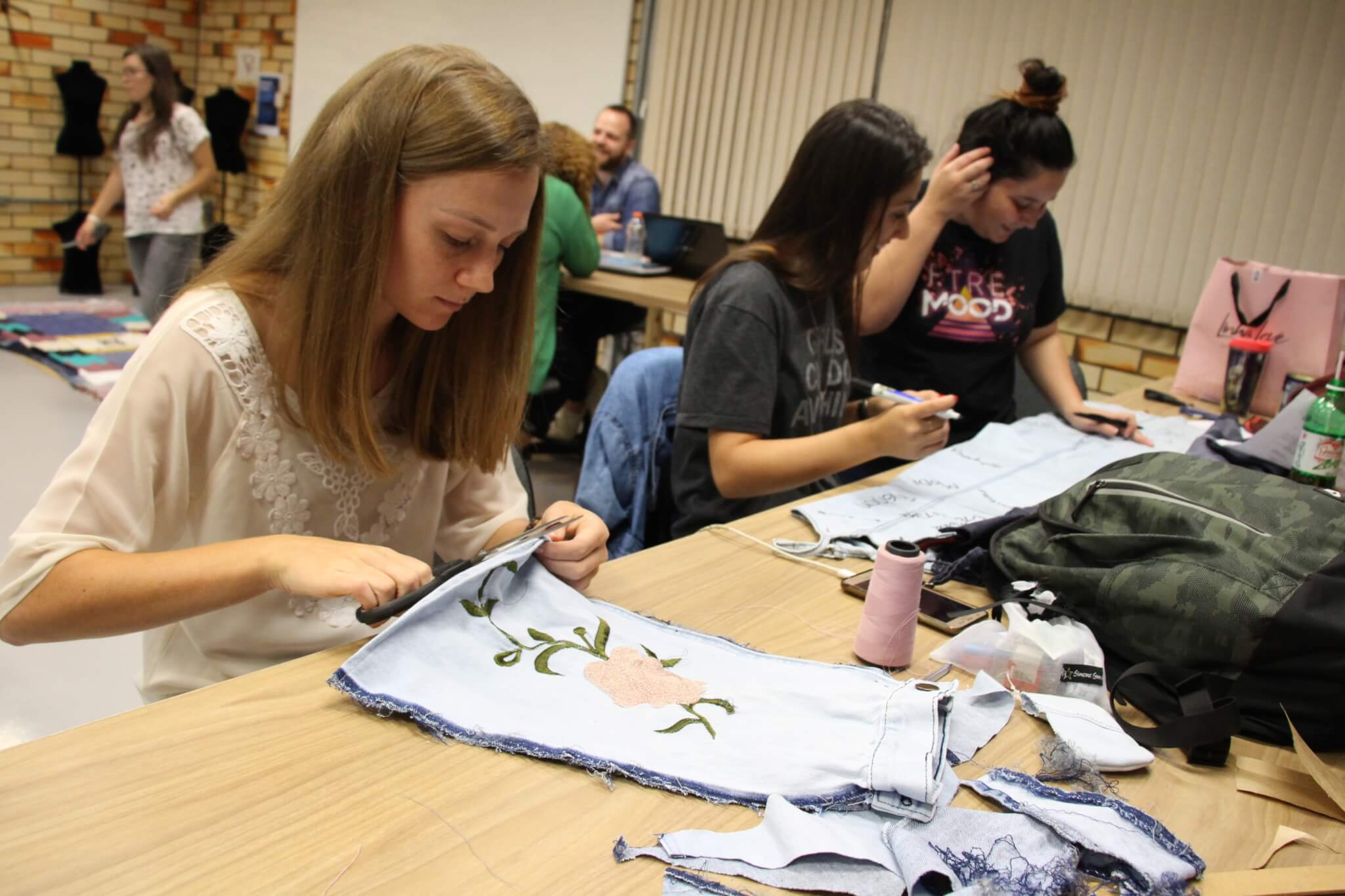 Movimento global inspira projeto Fashion Futures do curso de Design de Moda