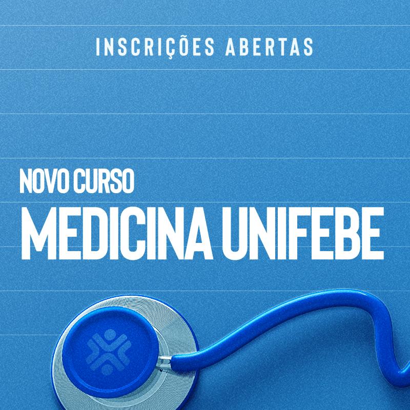Novo curso de Medicina UNIFEBE