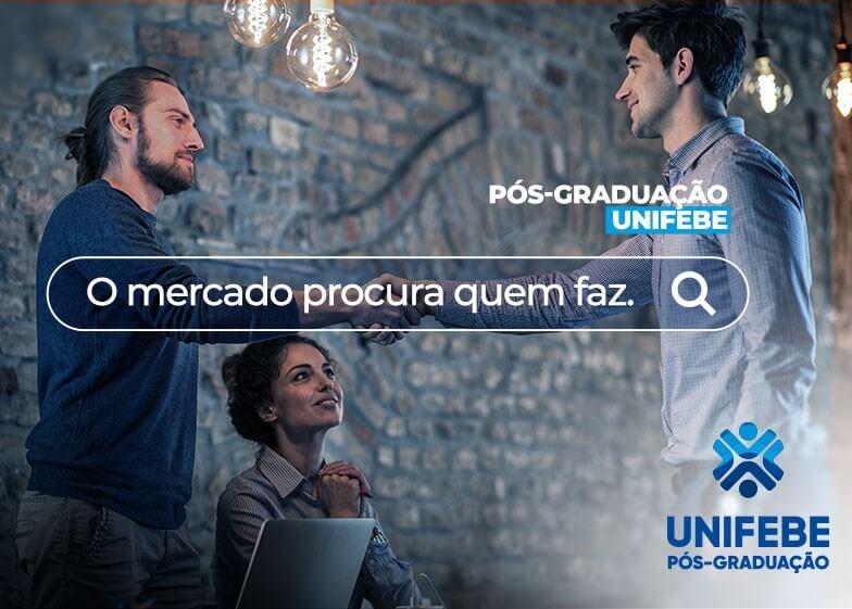 Novos cursos de Pós-Graduação UNIFEBE têm ênfase na área criativa