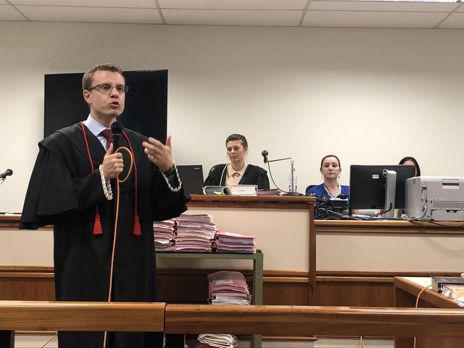 Orgulho para Brusque: Promotor de Justiça do Caso Bernardo é egresso da UNIFEBE