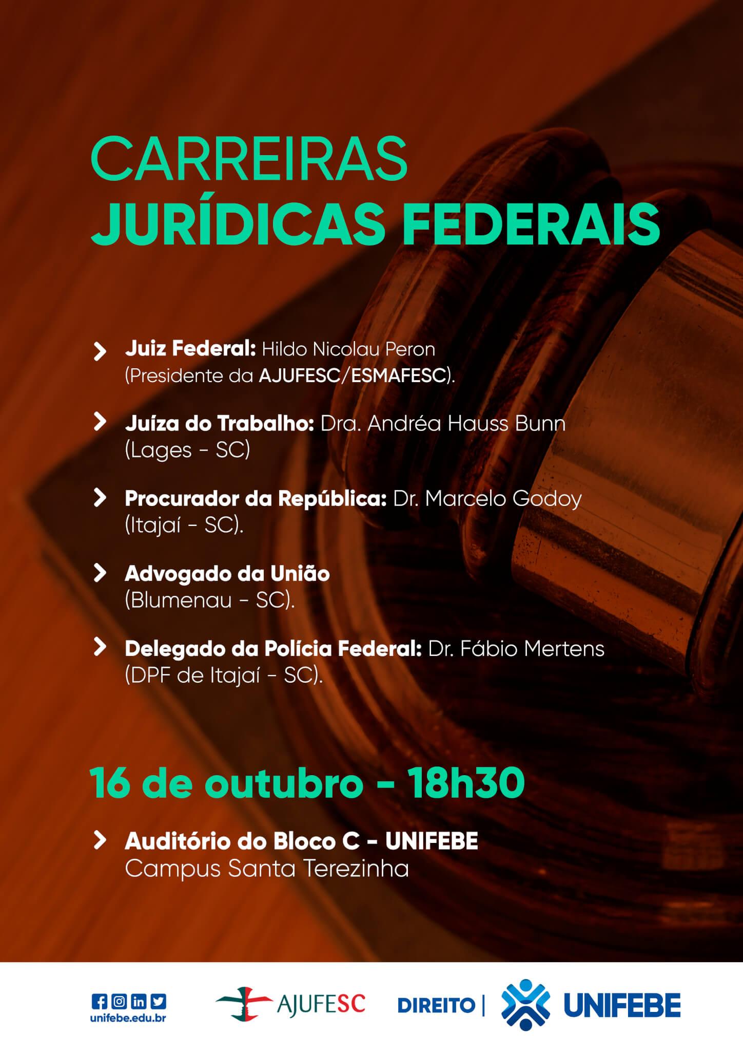 Direito das Carreiras Jurídicas Federais-