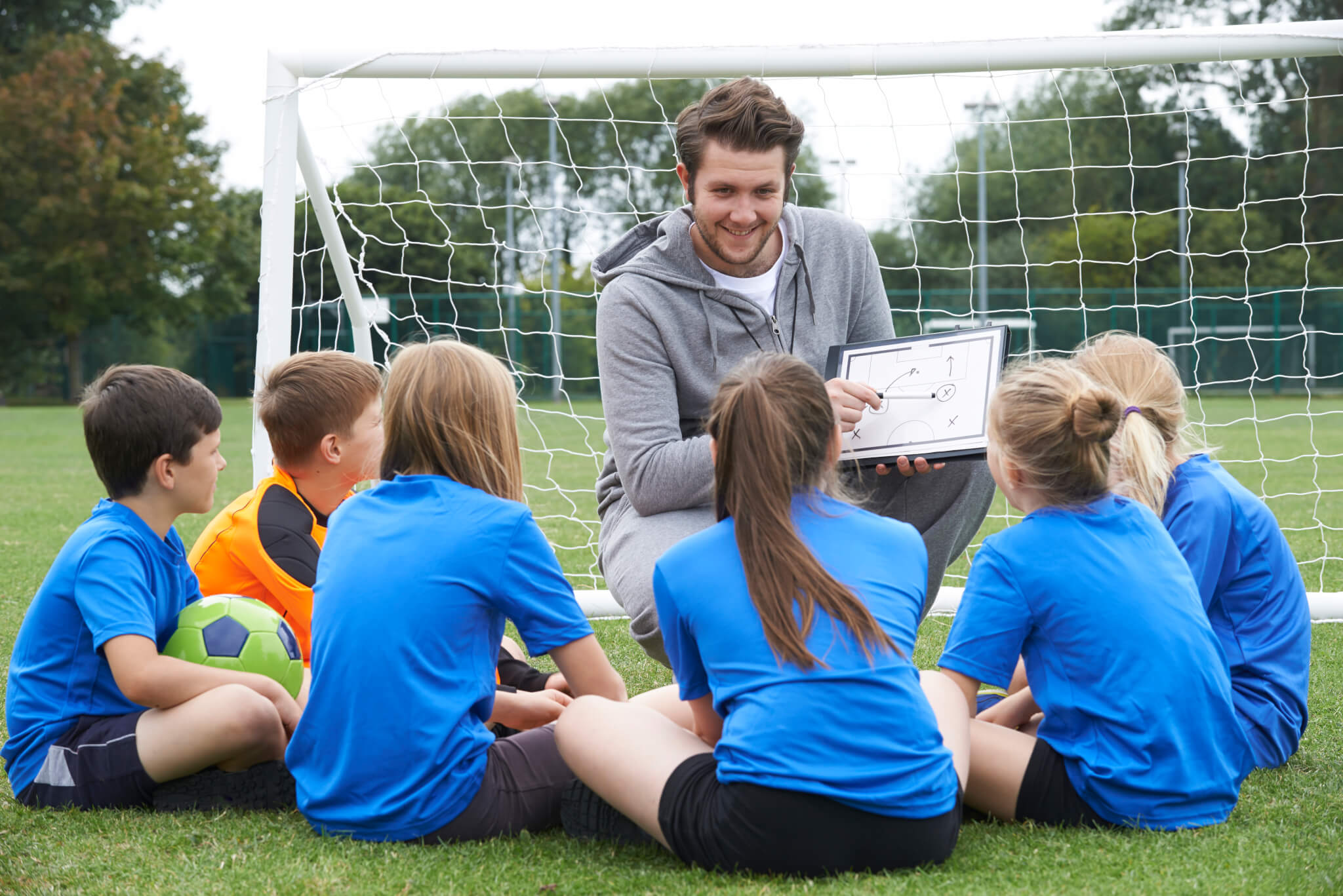 Pedagogia do Esporte: modelos pedagógicos