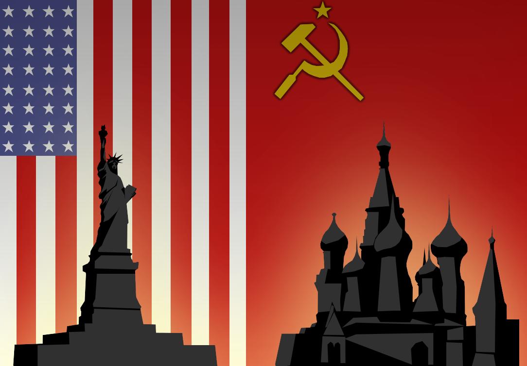 Por que a Guerra Fria tem este nome?