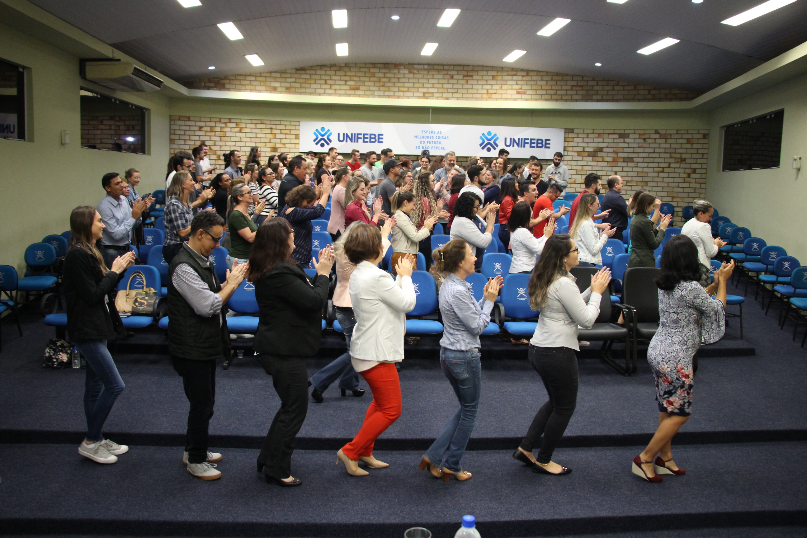Pós-graduação da UNIFEBE realiza primeira Semana Acadêmica