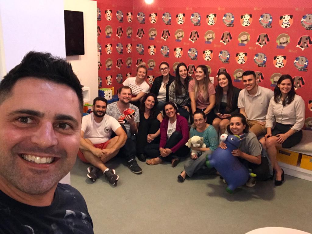 Pós-Graduação MBA em Gestão de Pessoas e Coaching promove aula vivencial