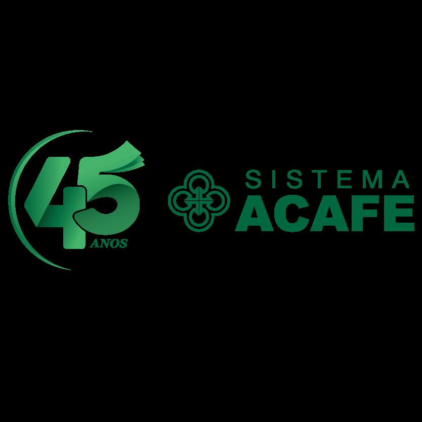 Selo ACAFE 45 anos