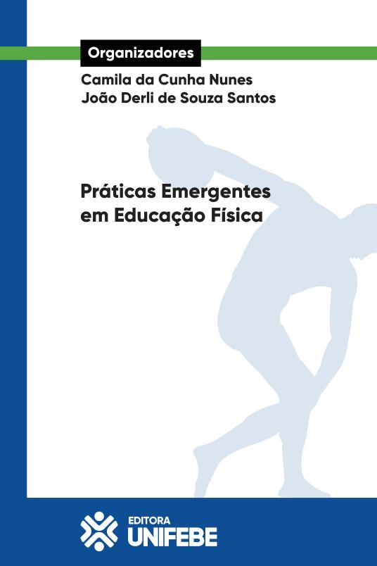 práticas emergentes em educação física – capa