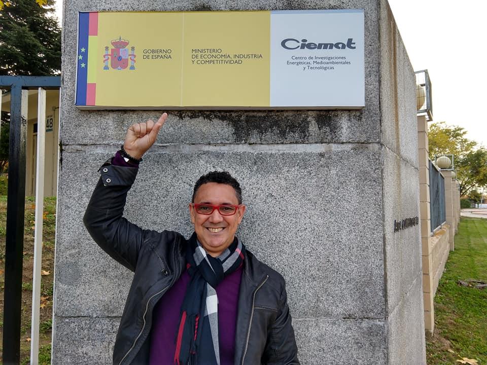 Professor conhece iniciativas de fomento e inovação na Espanha