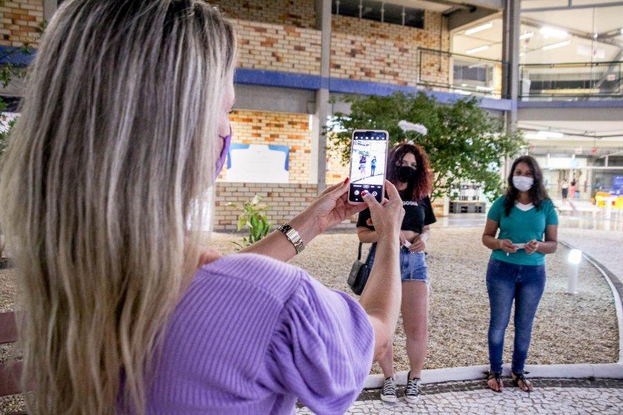 Projeto Angels Friends integra calouros e veteranos de Pedagogia