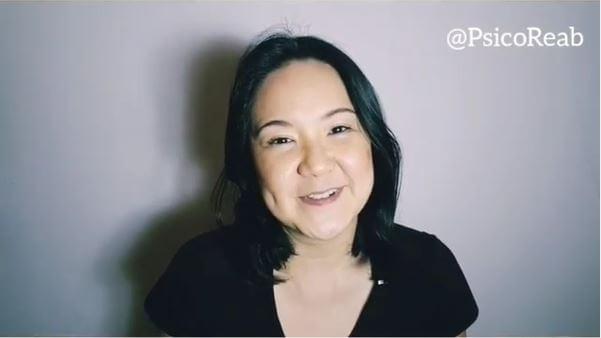 Psicóloga youtuber envia vídeo dedicado aos acadêmicos de Psicologia da UNIFEBE