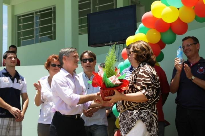 Ângelo Dognini retorna à comunidade do Planalto