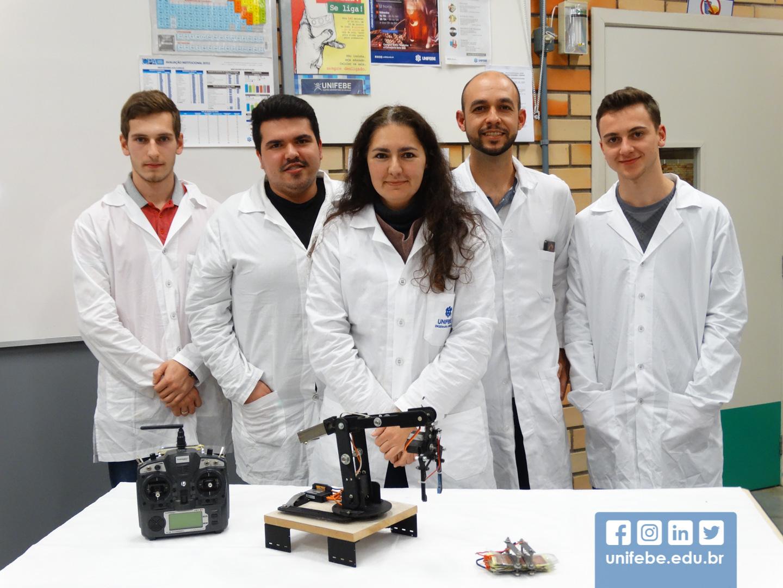 Semana de Engenharia de Produção e Química