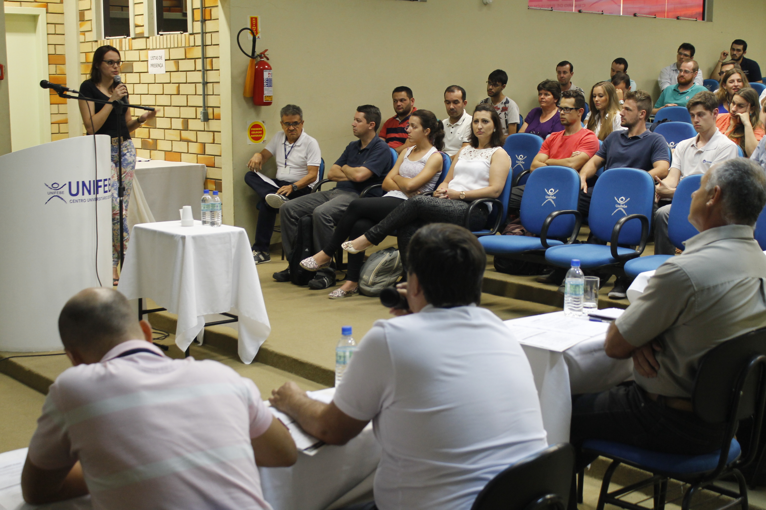 Inscrições abertas para 2º seminário de TCCs