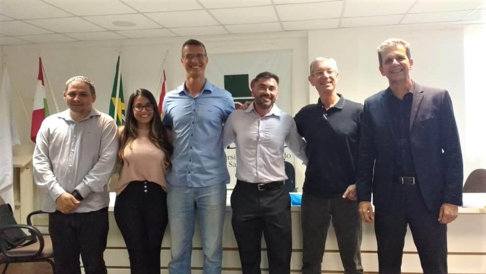Tese de Doutorado de professor é defendida em Florianópolis