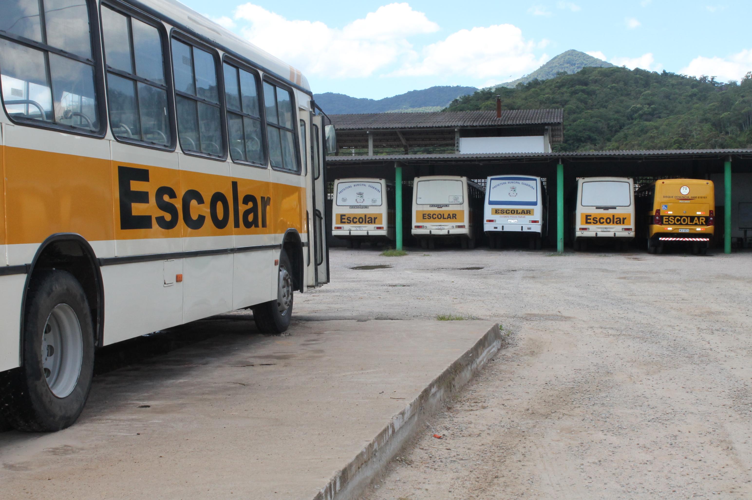 Acadêmicos de Guabiruba podem se cadastrar no transporte universitário intermunicipal