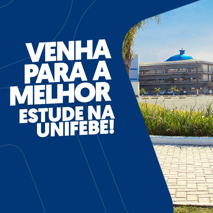 UNIFEBE abre inscrições para mais de 15 cursos de Graduação