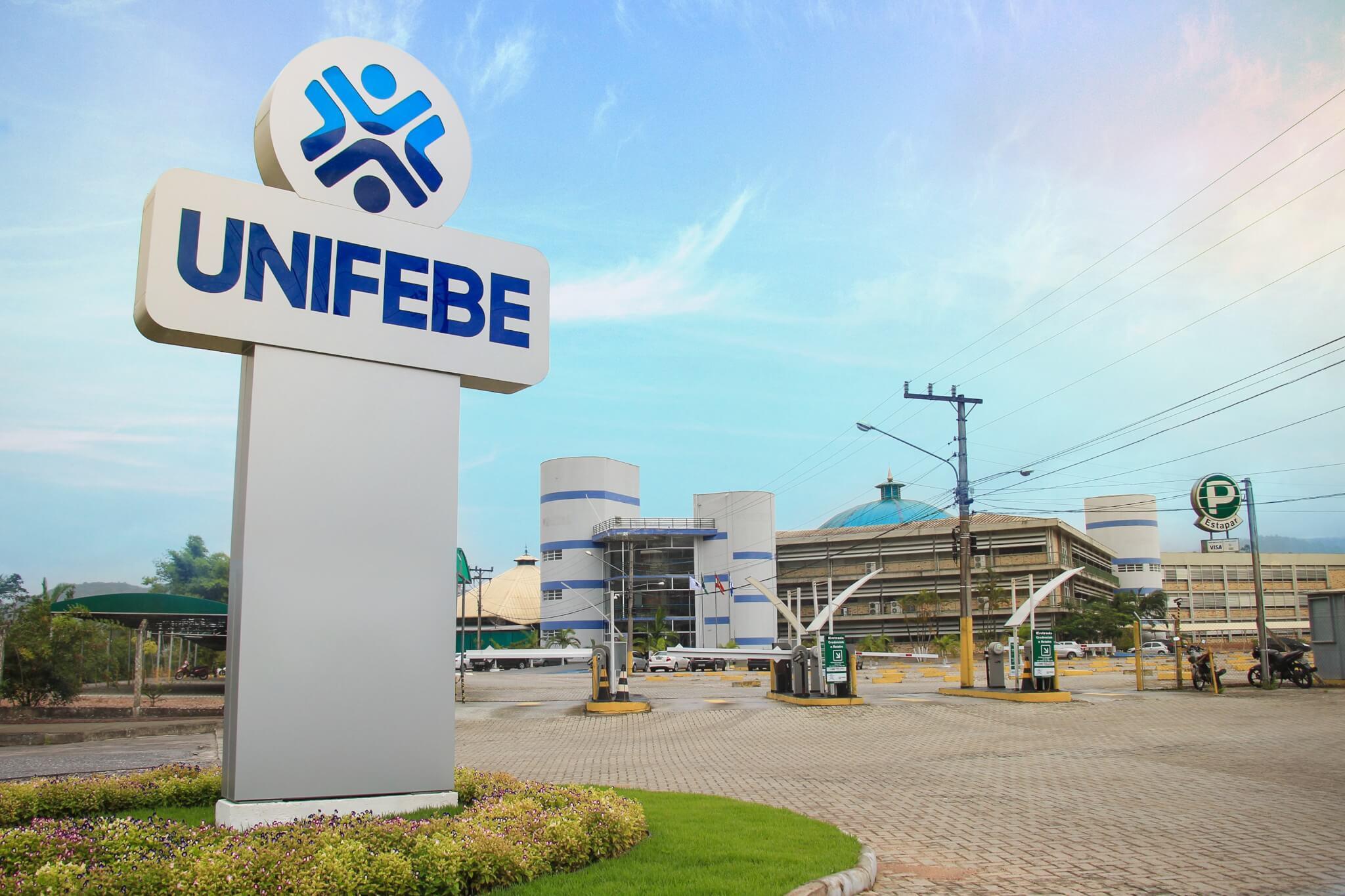UNIFEBE está com inscrições abertas para Seleção pelo Histórico Escolar e Vestibular