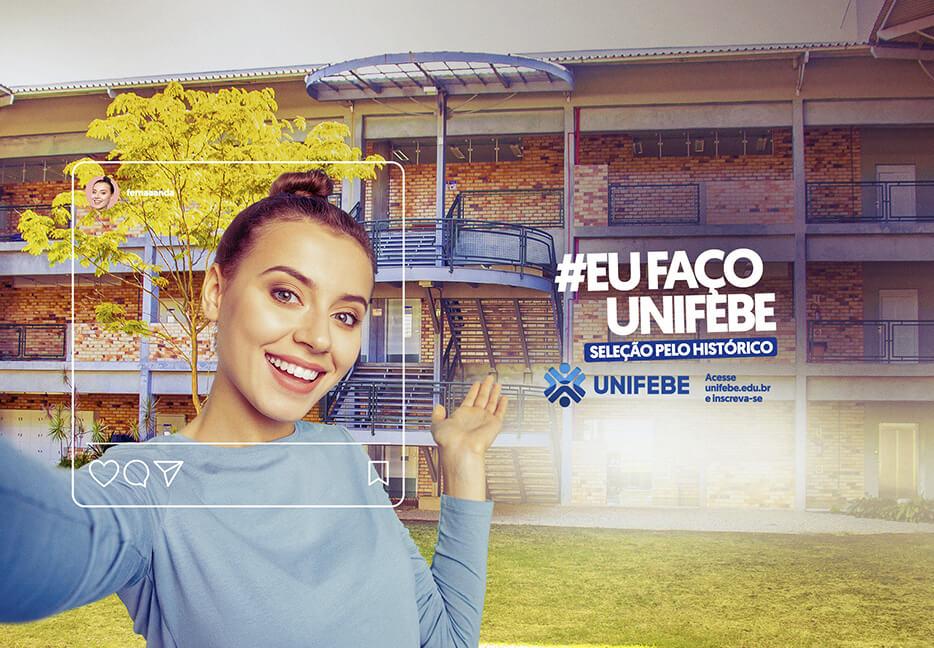 UNIFEBE abre inscrições para Seleção pelo Histórico Escolar nesta segunda-feira (11)