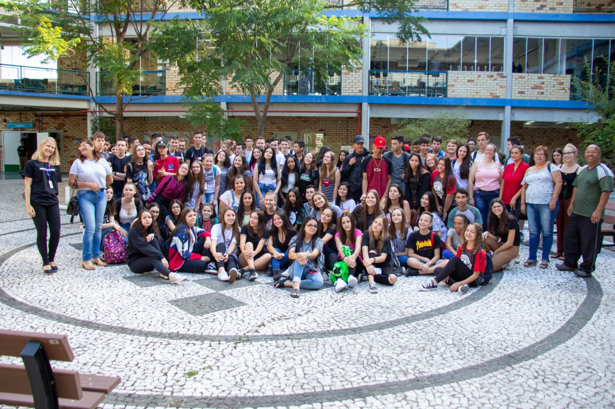 UNIFEBE auxilia estudantes a conhecerem as áreas do Novo Ensino Médio