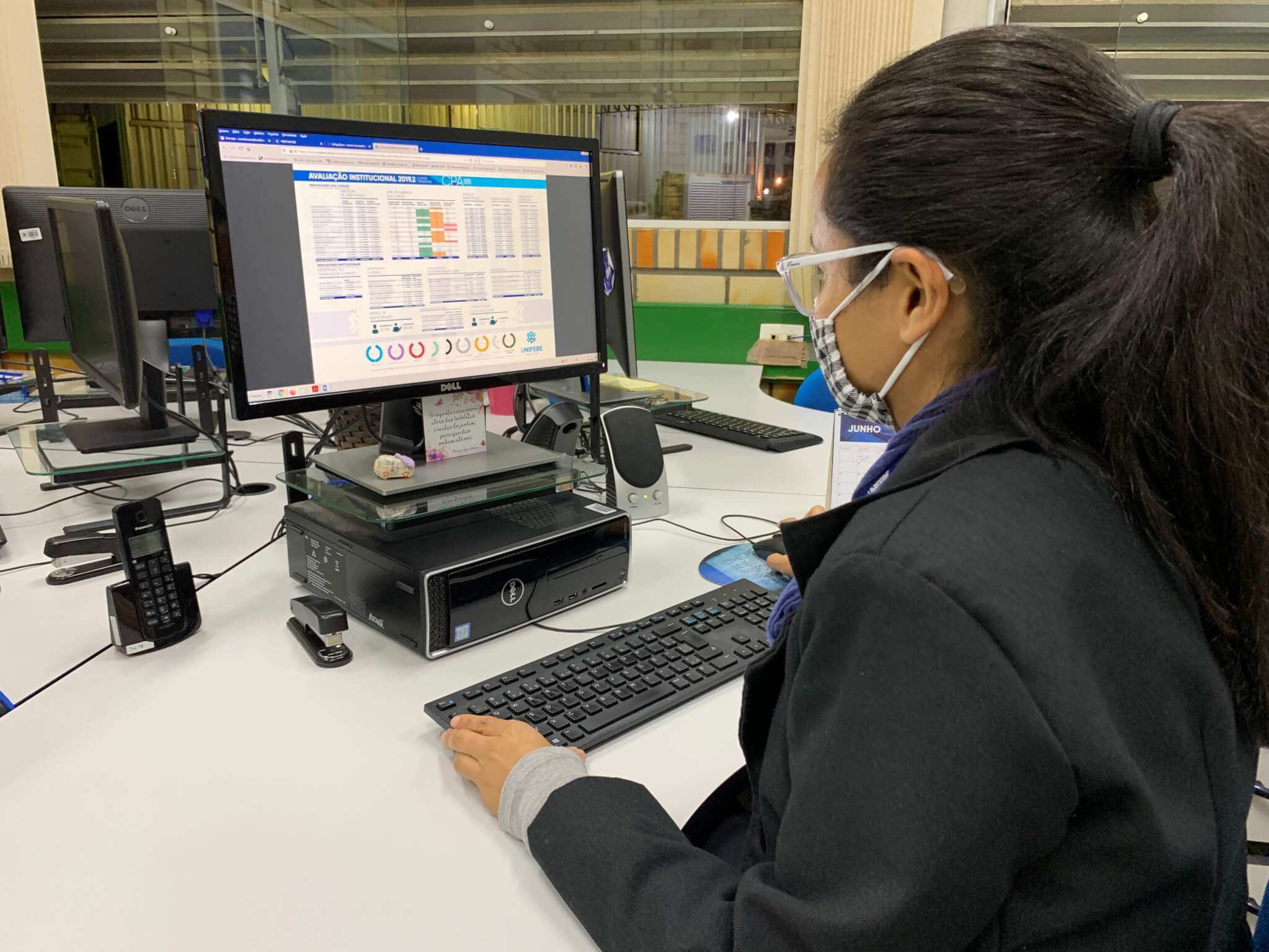UNIFEBE divulga resultados da Avaliação Institucional 2019.2