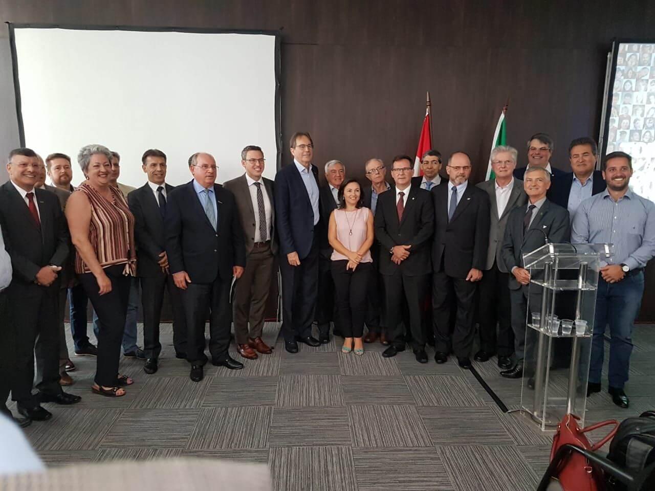 UNIFEBE participa de reunião estratégica em Florianópolis 2