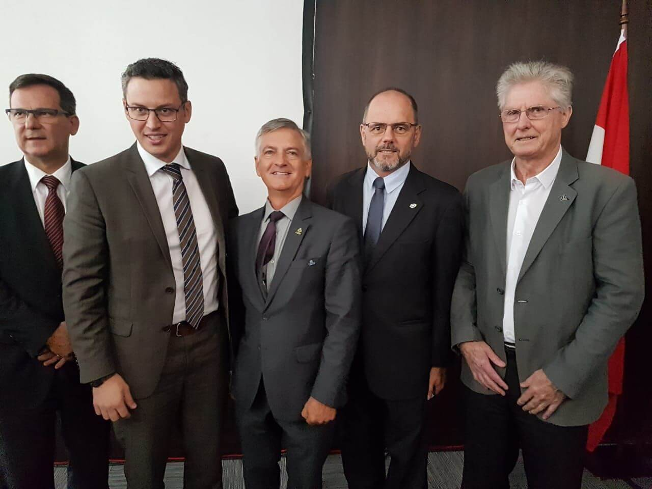 UNIFEBE participa de reunião estratégica em Florianópolis