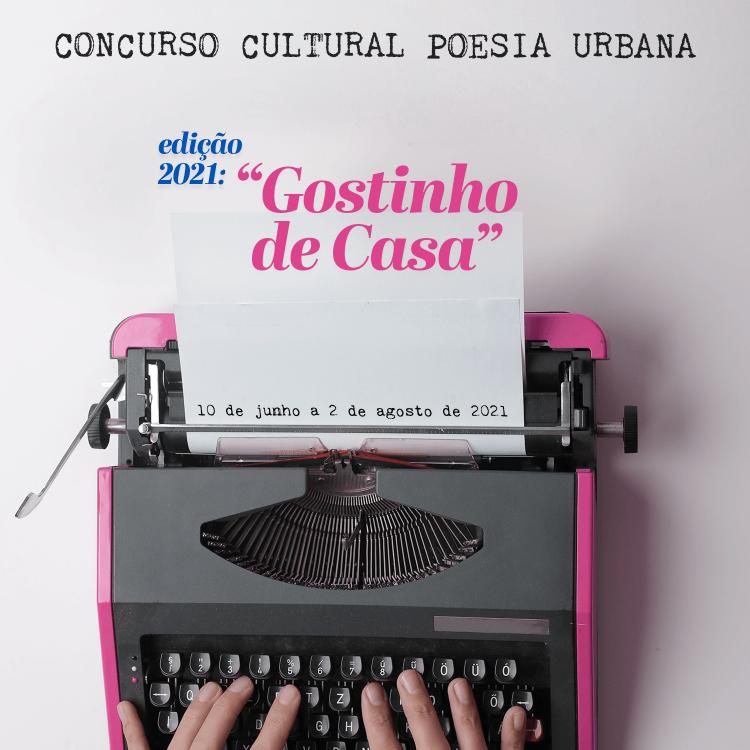 QUADRADO Concurso poesia urbana 2021