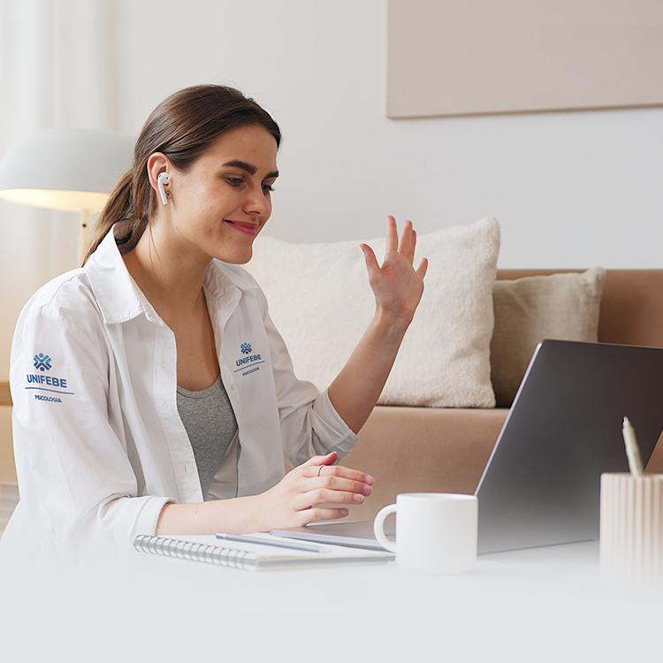 UNIFEBE realiza pesquisa sobre desafios percebidos por psicoterapeutas no atendimento on-line