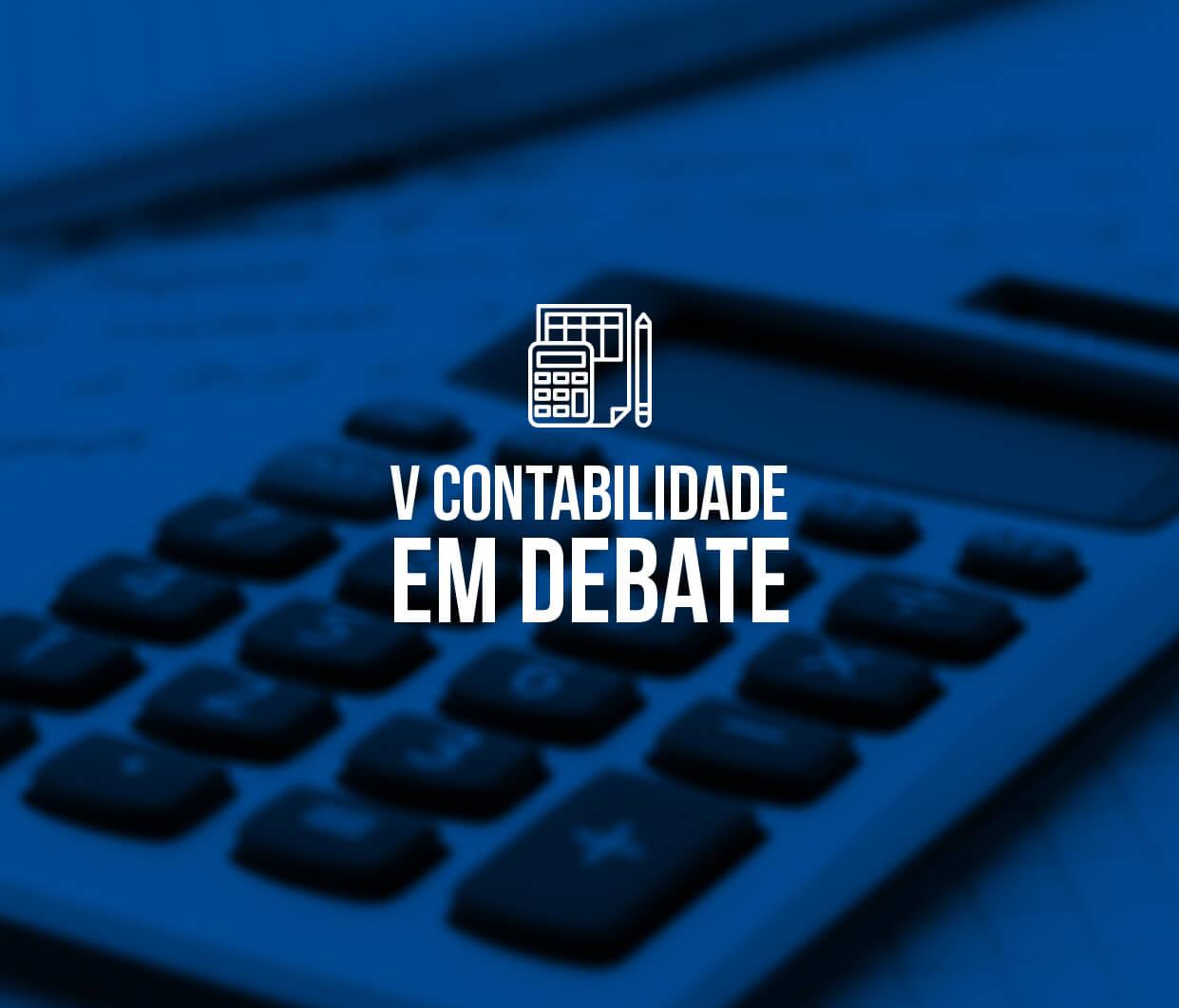 V Contabilidade em Debate reúne profissionais da área na UNIFEBE