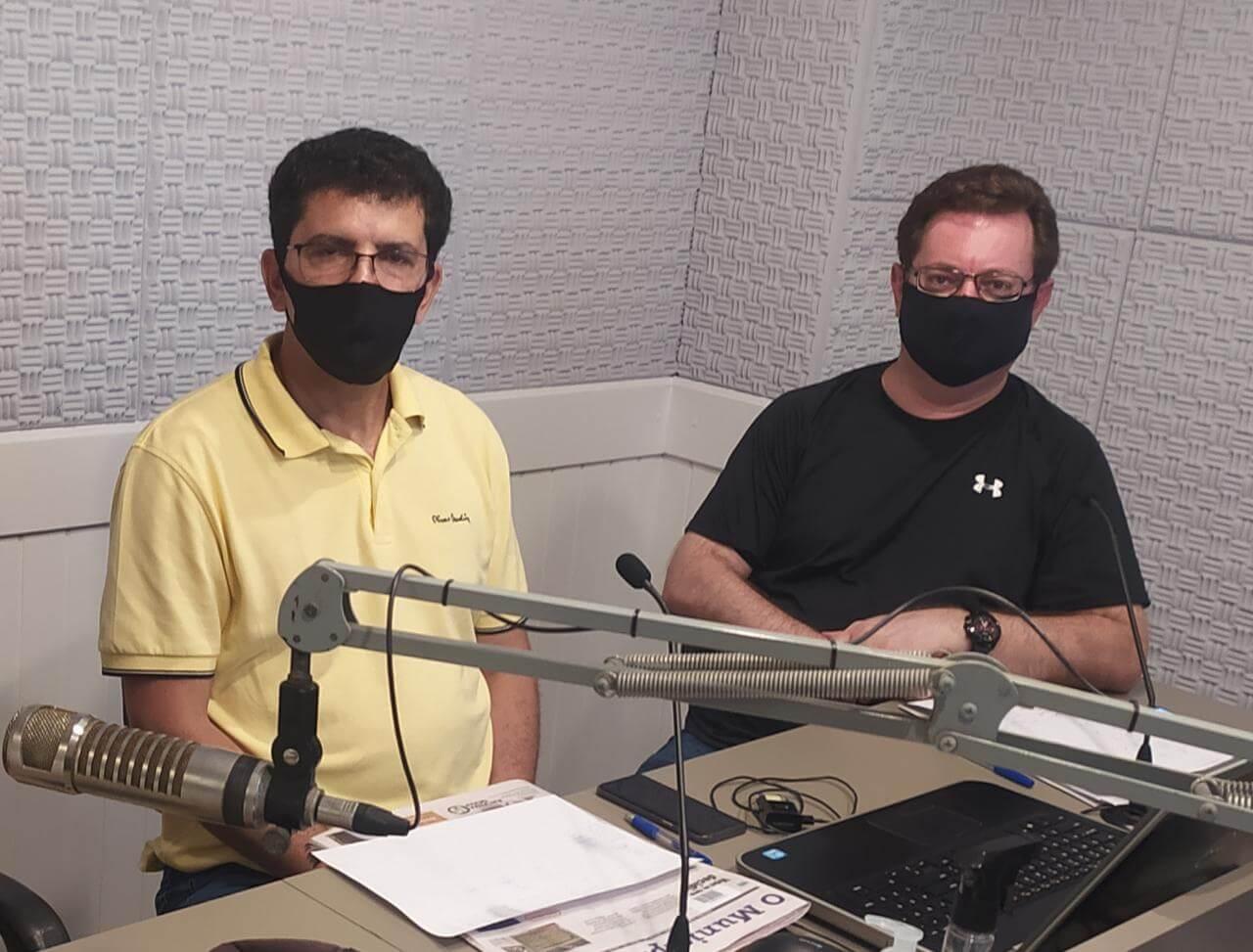 Professores da UNIFEBE participam de cobertura das eleições municipais